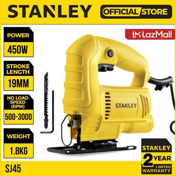 STANLEY SJ45 CORDED JIGSAW 450W | 500-3000RPM