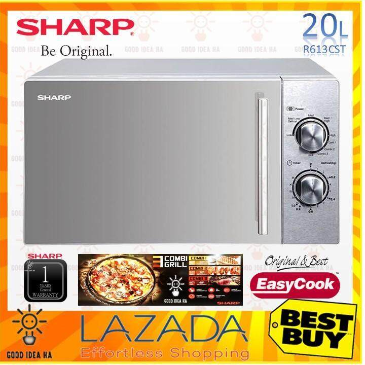 Sharp Microwave Oven Grill 20l R613cst