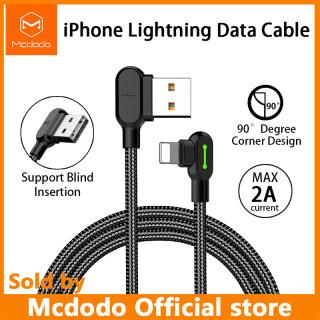 Mcdodo Cáp USB cho iPhone sạc nhanh Lightning 2A thumbnail