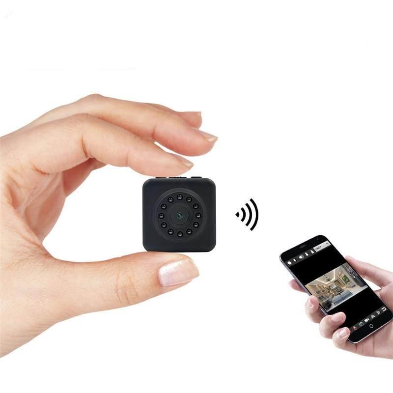Micro Mini Camera HD 1080 P Nhìn Đêm Cảm Biến Chuyển Động An Ninh Tại Nhà Máy Quay Phim Không Dây WIFI 2.4G Camera IP Nhật Bản