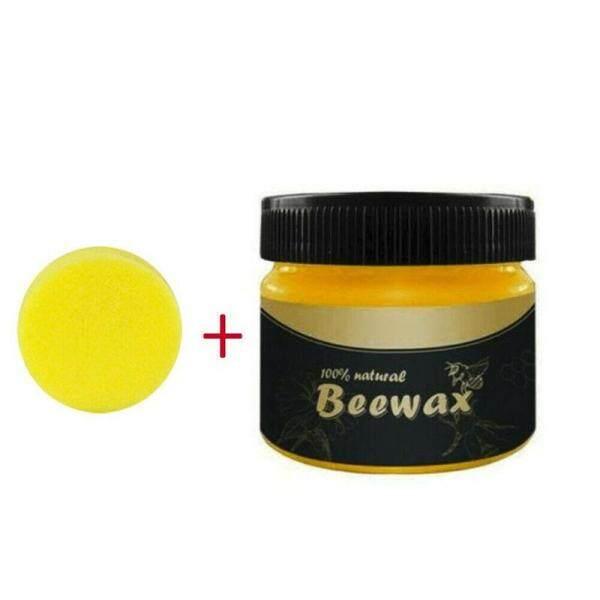 Beeswax Furniture Care Polishing Waterproof Wear-resistant Seasoning Wax Wax Wood Beewax Furniture D7X1