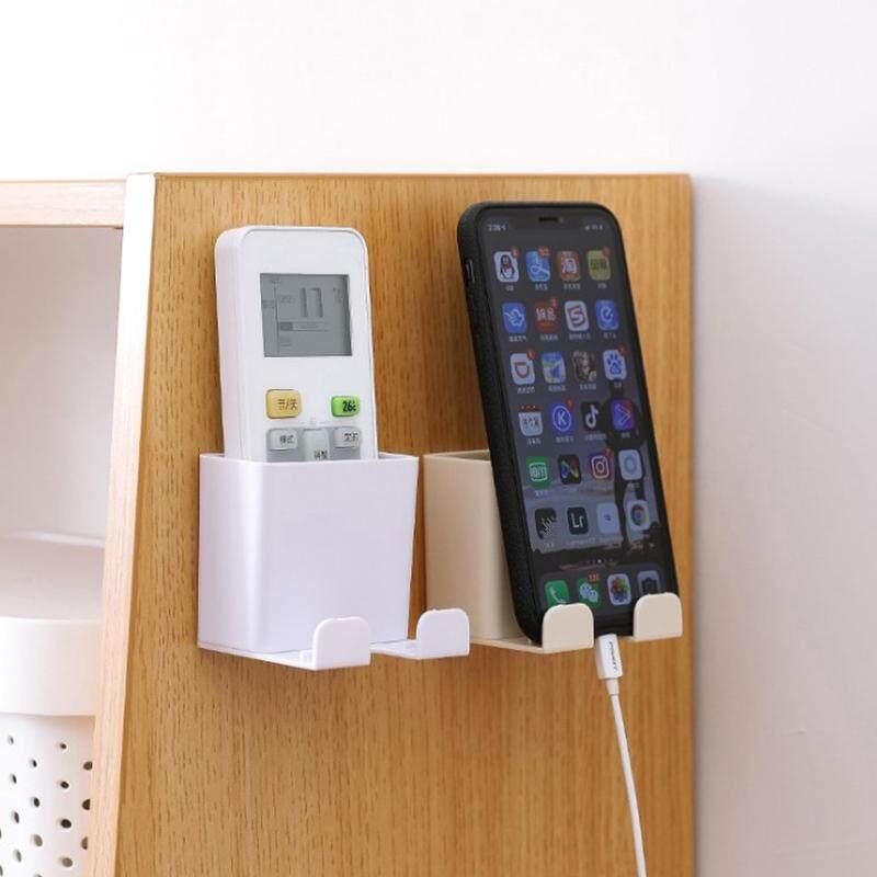 Xjing-1 Telpon PC Dinding Pemegang Penyimpanan Dipasang Di Dinding Rak Smartphone Menggantung Ponsel Tablet