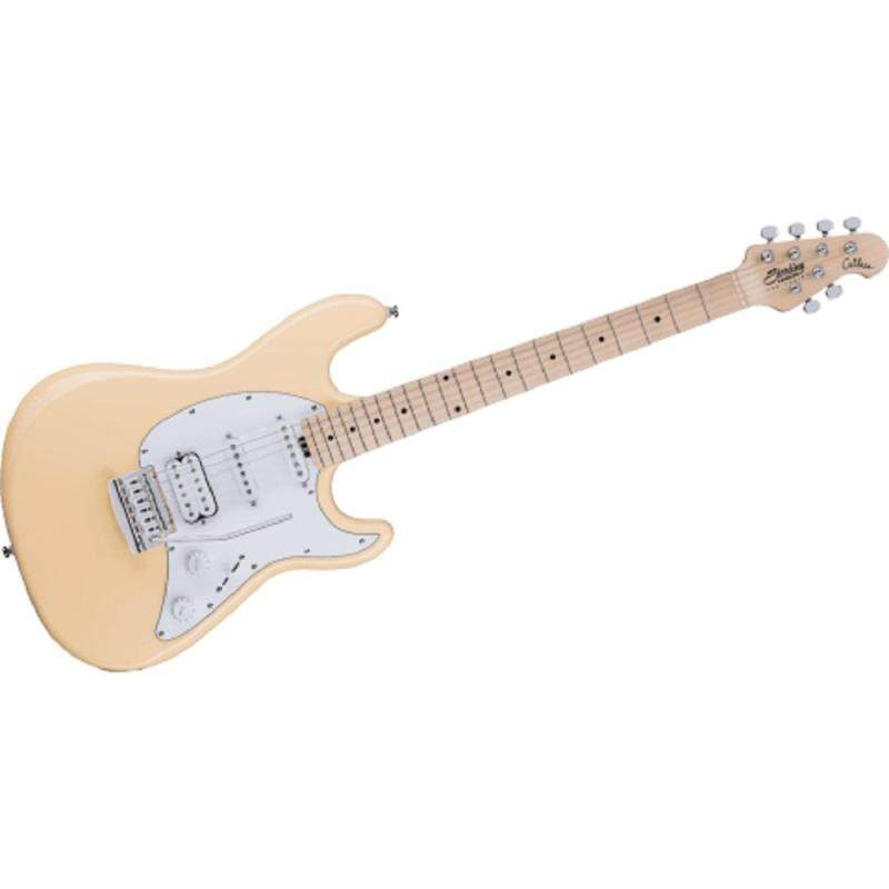 Sterling Cutlass HSS Electric Guitar - Vintage Cream Malaysia