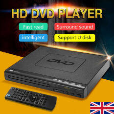Đầu DVD Cầm Tay Cho Đầu DVD TV Đĩa Nhạc VCD ADH CD Đa Vùng Nhỏ Gọn Nâng Cấp USB + Điều Khiển Từ Xa