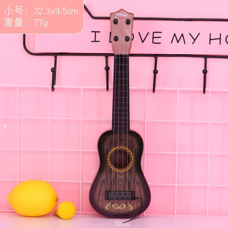 Boy childrens Ukulele small guitar toy children can play baby beginner girl has 10-30 yuan Malaysia