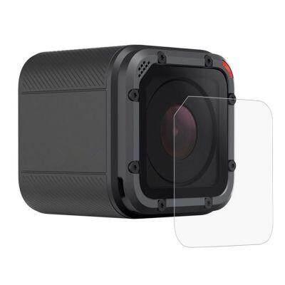 Camera Lens Protective Film 2 pcs for GoPro Hero 4 / 5 Session (TRANSPARENT)