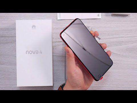 Huawei Nova 4(128gb/8gb)original Huawei(all Colours Available) By All Brand New Online Store.