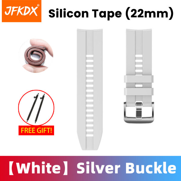 Rubber Watch Strap Mens and Womens Pin Buckle Watch Accessories Fit Bell Ross Berths Strap Br0 1br03 Watch Bracelet (Universal strap) Malaysia