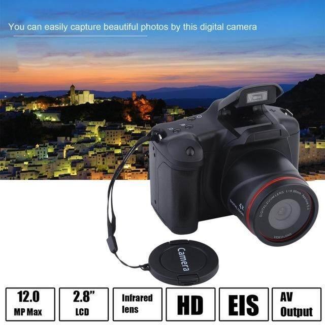 Máy Ảnh Kỹ Thuật Số 720P 16X Zoom DV Flash Đèn Đầu Ghi Cưới Thu Âm Máy Ảnh Kỹ Thuật Số Bất Ngờ Ưu Đãi Giá