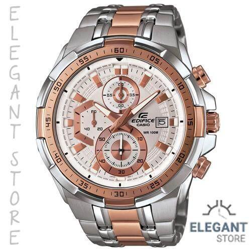 5b505c62f6aa Casio Edifice EFR-539SG-7A5 Standrad Chronograph Regular Timekeeping Men s  Watch   EFR-