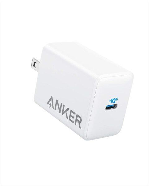 Sạc Anker PowerPort III 65W Pod Lite USB C, Anker Bộ Chuyển Đổi Sạc Nhanh Nhỏ Gọn 65W PIQ 3.0 PPS, PowerPort III Pod Lite, Dành Cho MacBook Pro/Air, Galaxy S20/S10, Dell XPS 13,Note 10 +/10, iPhone 11/Pro, iPad Pro, Pixel, V. V.