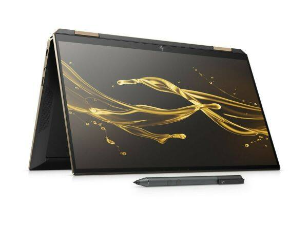NEW HP Spectre x360 13.3 2 in 1 - Intel® Core™ i7 8GB DDR4X 512GB SSD, Black Malaysia