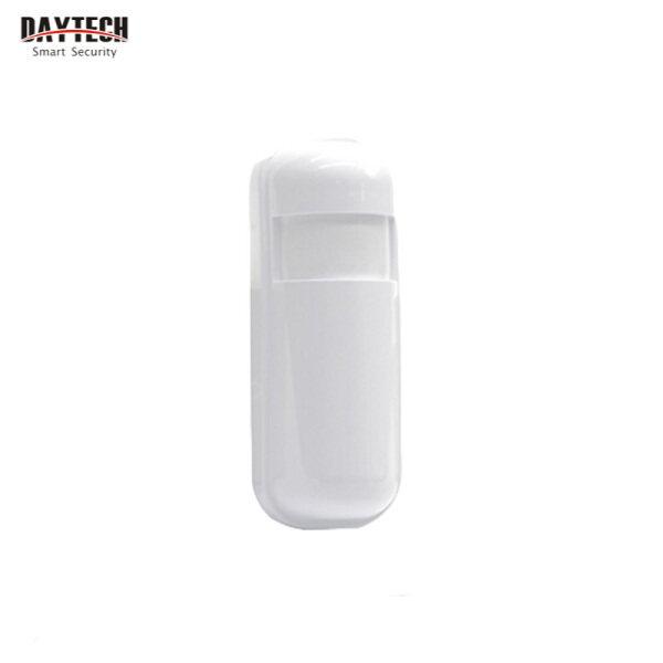 DAYTECH Wireless PIR Motion Sensor Passive Infrared Detector For 433Mhz Alarm Host GSM Home Security Alarm System Kit(PIR01/PIR02)