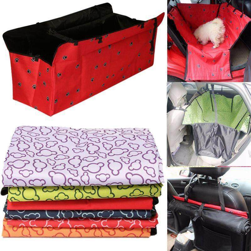 【free Shipping + Flash Deal】green Dog Cat Seat Cover Safety Pet Waterproof Hammock Seat Cover Mat For Car By Audew.