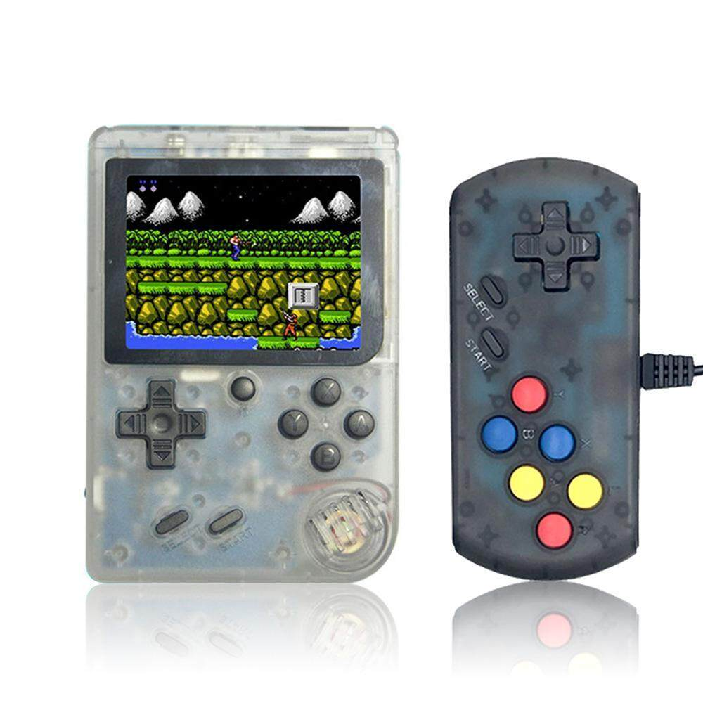 Wincoo Retro Handheld Game Console, Fc System Plus Extra Joystick Portable Mini Controller 3 Inch Support Tv 2 Player 168 Classic Game Console,present For Boy Kids Adult By Winco.