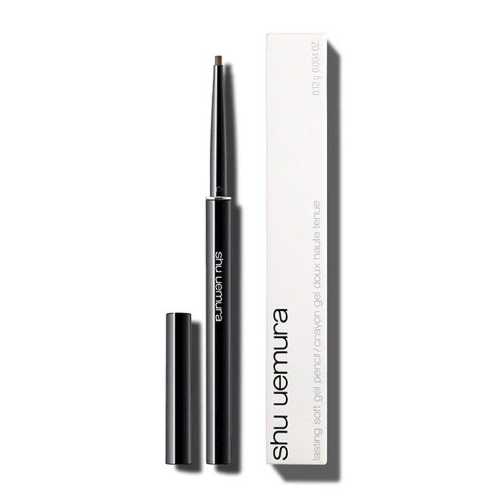 Shu Uemura Lasting Soft Gel Pencil - Intense Black.