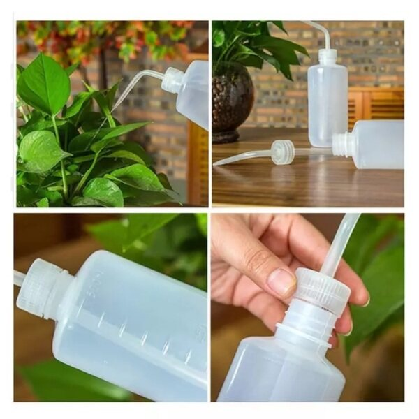 SQUEEZE WATERING BOTTLE FOR SUCCULENT PLANT CACTUS 浇壶