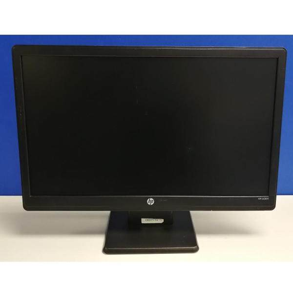 HP LV2011 20-inch LED Backlit LCD Monitor (USED) Malaysia