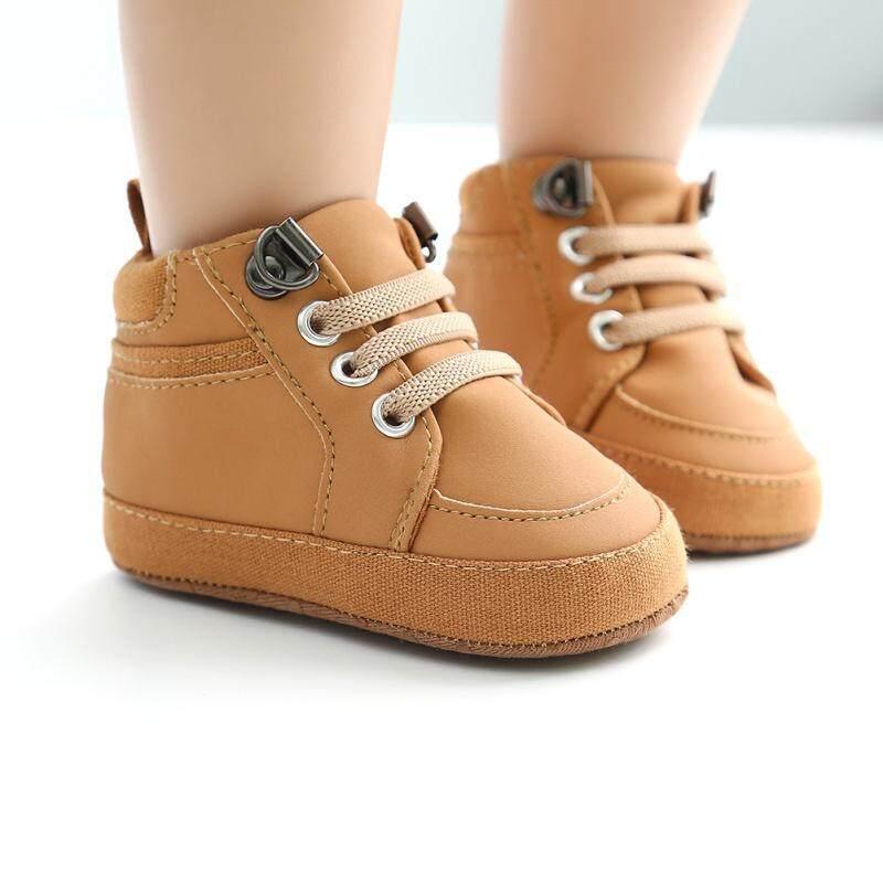 Giày AGbaby Đế Mềm Cho Trẻ Sơ Sinh Bé Trai Giày Trẻ Mới Biết Đi Giày Trẻ Em