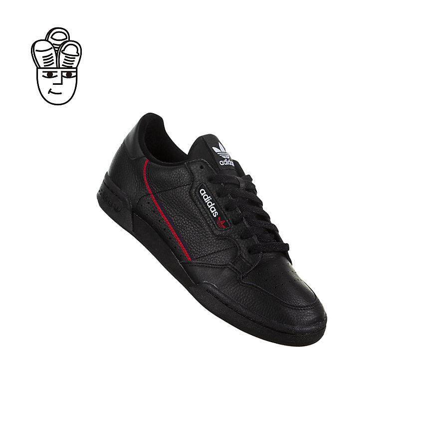 new products 0d75f 02b62 Adidas Continental 80 Retro Tennis Shoes Men g27707 -SH
