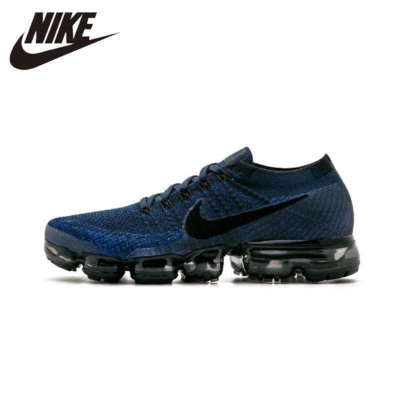 Nike Vapormax Flyknit Mens Running Shoes Breathable Sports Sneakers 849558-400 By Domi & Vanse.