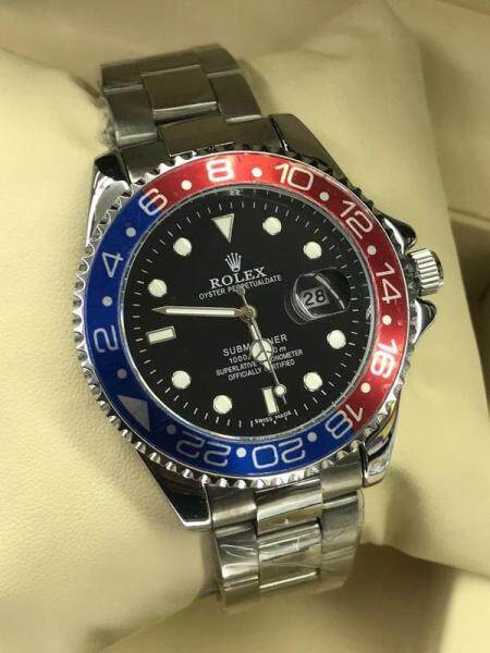 NEW BUSINESS_ROLEX_SUBMARINAR OYSTER PERPECTUAL FOR MEN WATCH FULL BATTERY Malaysia