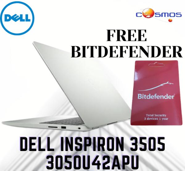 DELL INSPIRON 3505-3050U42APU-HD: @RM1899 FREE Bitdefender 1U3Y worth RM199 Malaysia