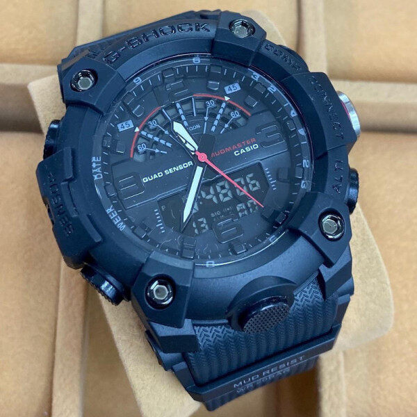 New Sport collection Casio_G_SHOCK_Dual Time Display Watch For Unisex Malaysia