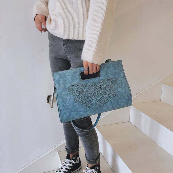 TikTok Instagram Celebrity Clutch Bag Women Sophisticated Handbags Korean Simple Chic Party Shoulder Bag Messenger Bag