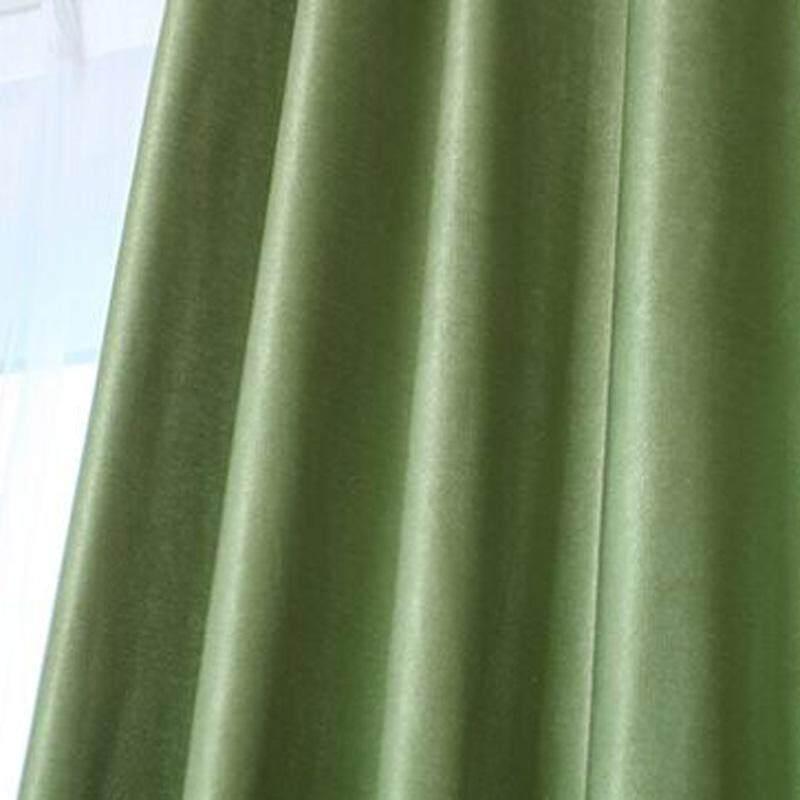 Image 5 for มาใหม่ล่าสุดผ้าฝ้ายผ้าลินิน Blackout หน้าต่างบังแดดผ้าม่านสำหรับที่อยู่อาศัยห้องนอน