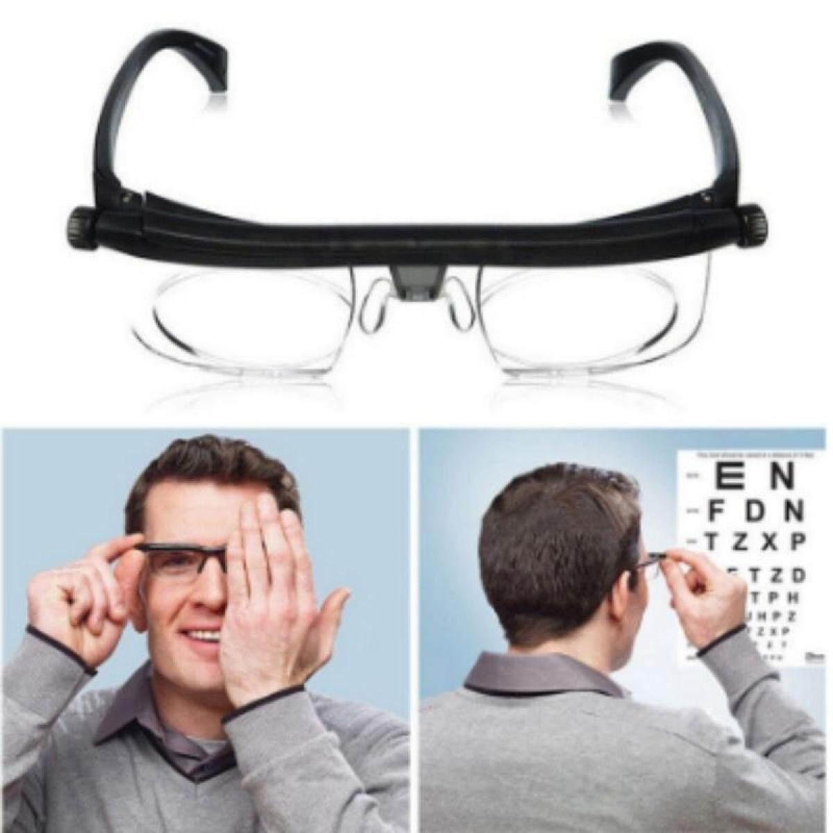 Unisex Adjustable Lens Eyeglasses Reading Eyeglasses Women Eyewear