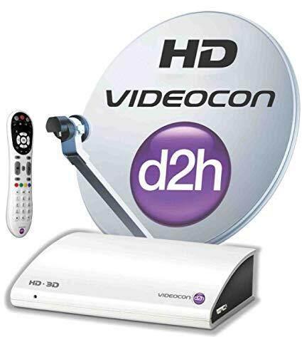 Videocon HD Setop box