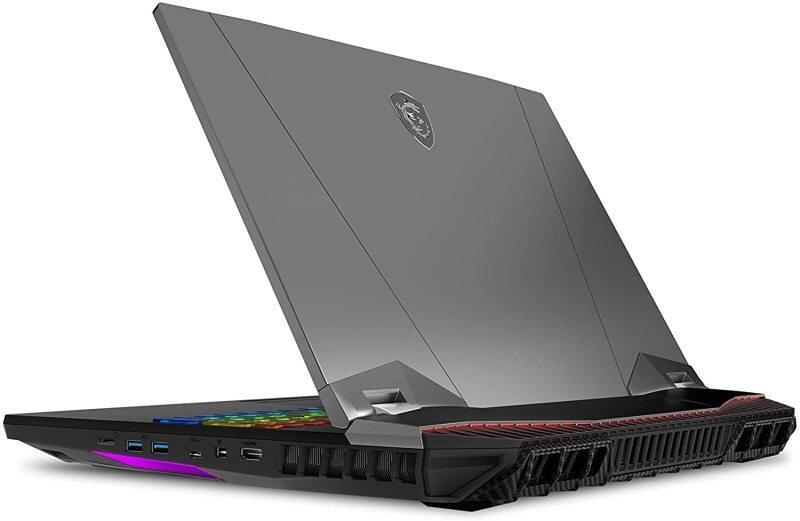MSI GT76 Titan DT 10SGS-055 i9-10900K/RTX2080Super/64GB/2TBSSD/Win10PRO Gaming Laptop Malaysia
