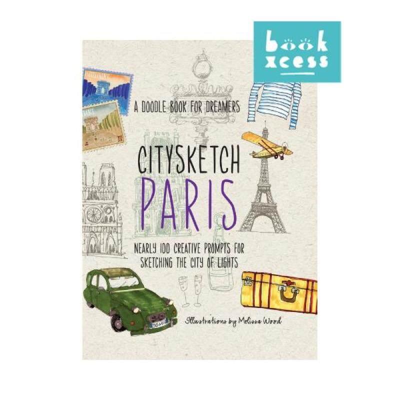 Citysketch Paris Malaysia