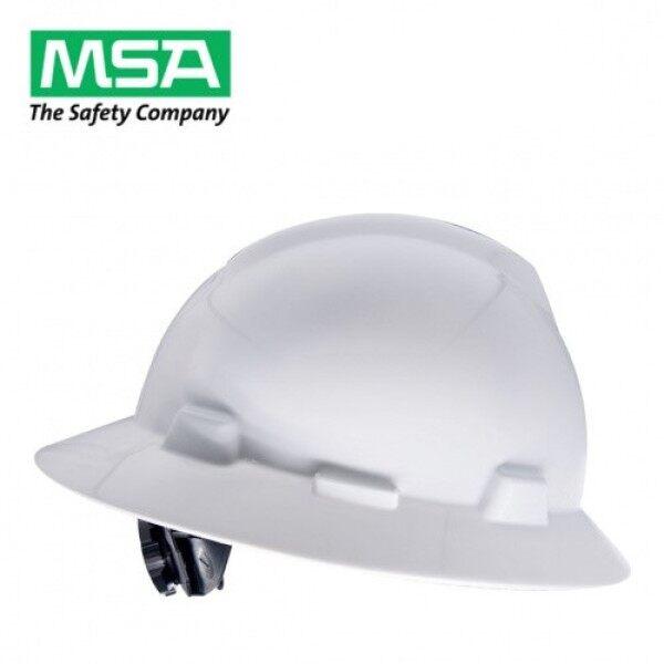 MSA V-GARD FULL BRIM HAT (USA)