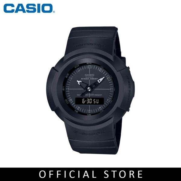 Casio G-Shock AW-500BB-1E Black Resin Band Men Sports Watch Malaysia