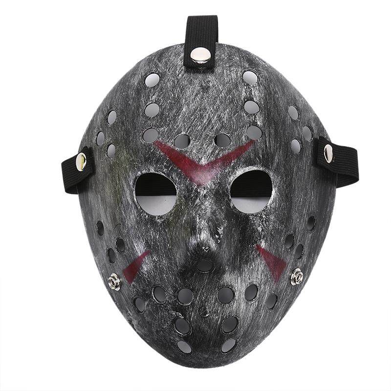 Halloween Party Mask Jason Voorhees Friday costumes Horror Movie Cosplay Hockey