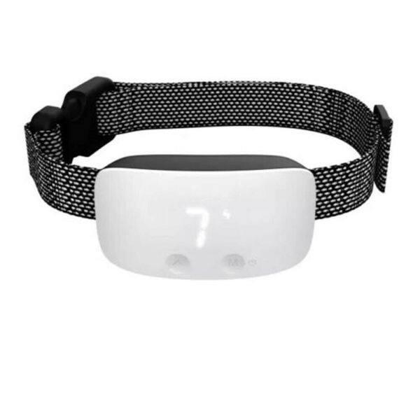 Đồ Dùng Cho Thú Cưng Sạc USB Vòng Cổ Chó Sủa Đai Nylon Đai Huấn Luyện Chó Chống Sủa