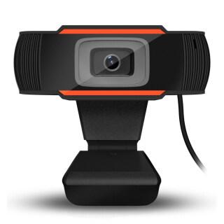 Webcam 720P Camera USB Máy Tính Có Micrô Để Phát Trực Tiếp Cuộc Gọi Video Dạy Học Trực Tuyến Hội Nghị Chơi Game thumbnail