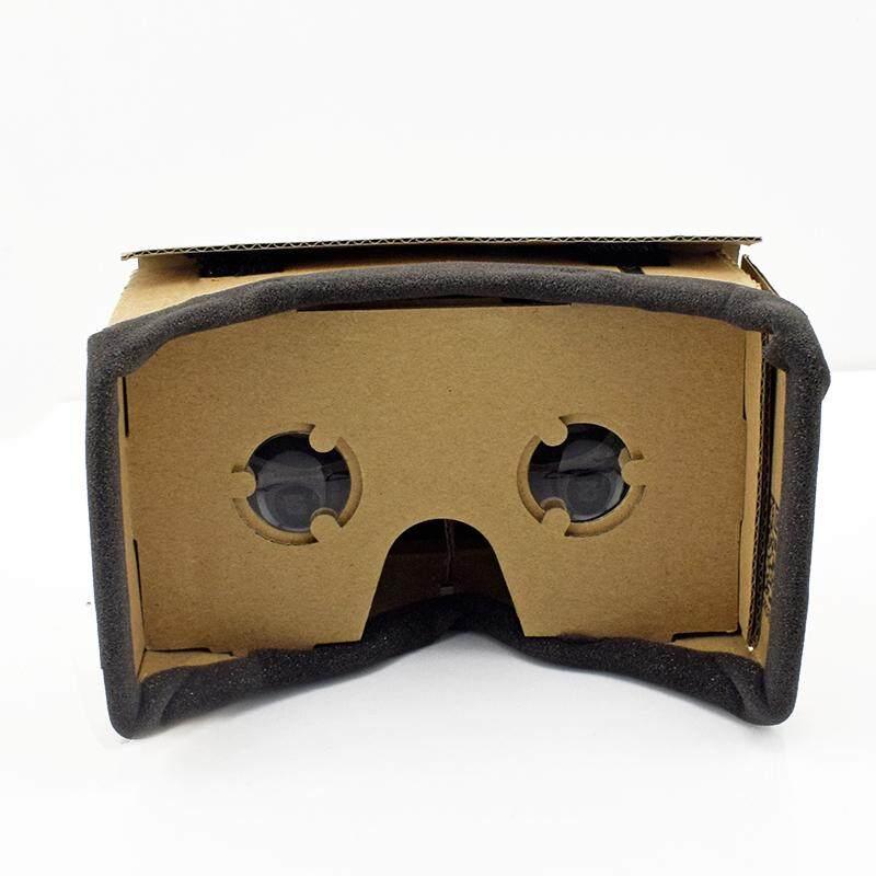Kính Thực Tế ảo Google Cardboard 3D Kính VR BOX Phim Dành Cho IPhone 5 6 7 Điện Thoại Thông Minh Đang Có Giảm Giá