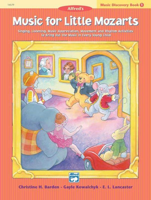 Music for Little Mozarts: Music Discovery Book 1 Malaysia