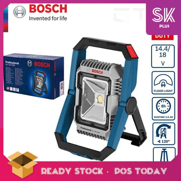 SKPLUS BOSCH Professional GLI 18V-1900 Solo Cordless Torch LED Work Light - 0601446400 - Fulfilled By SKPLUS
