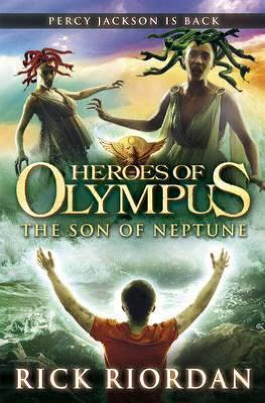 Heroes Of Olympus #02: The Son Of Neptune Malaysia