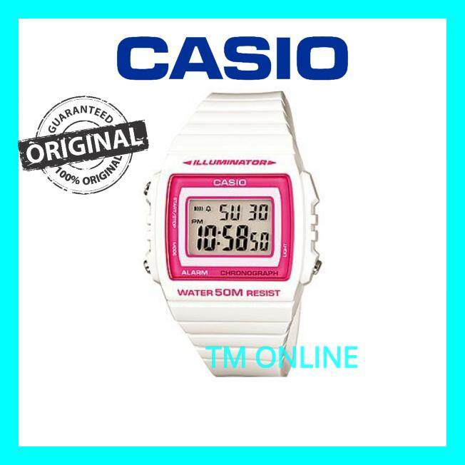 (ORIGINAL+1YR WARRANTY) W-215H-7A2 CASIO DIGITAL MEN/LADIES CASUAL SPORT WATCH Malaysia