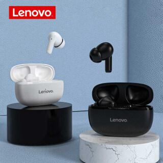 Tai Nghe Không Dây Bluetooth Lenovo HT05 TWS, Tai Nghe Thể Thao, Tai Nghe Âm Thanh Nổi Có Mic Tai Nghe Chơi Game Có Độ Trễ Thấp Điều Khiển Cảm Ứng thumbnail