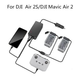 Sạc Pin Xe Hơi, Bộ Điều Khiển Sạc USB Bộ Chia Điện Thoại, Cho Máy Bay Không Người Lái DJI Air 2S DJI Mavic Air 2 thumbnail