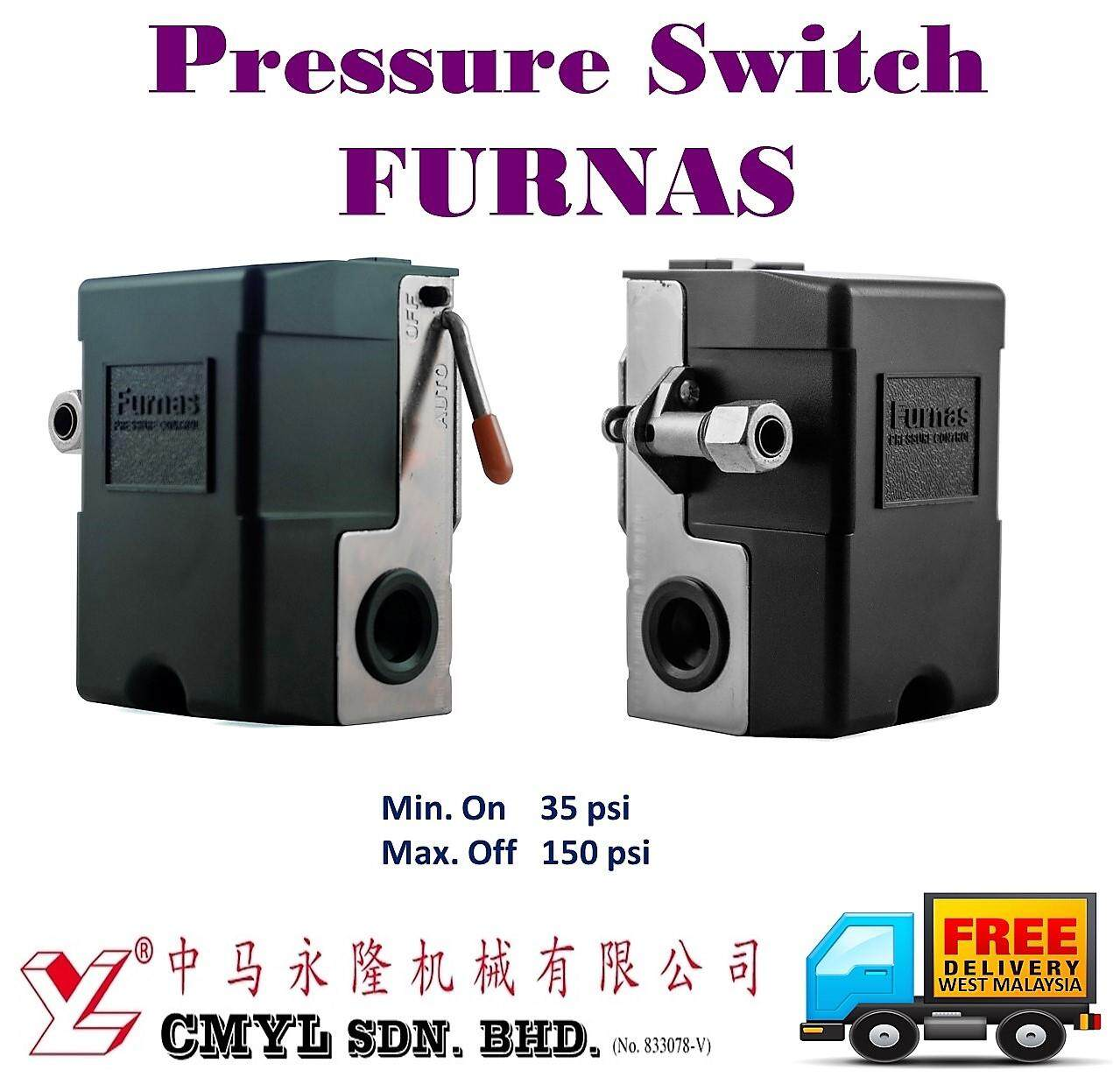 FURNAS Pressure Switch