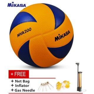 Bóng Chuyền Tập Luyện Mikasa MVA200, Chính Hãng, Cỡ 5, Chất Lượng Cao thumbnail