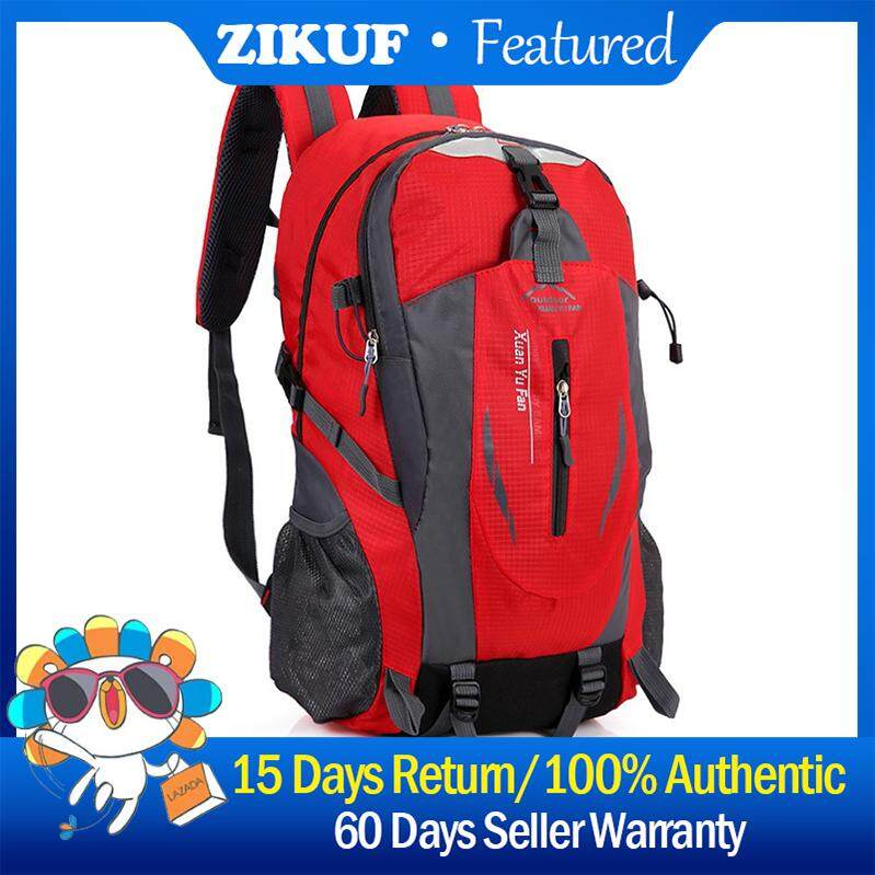 ZIKUF Unisex Backpacks Multi-Function Largr-Capacity Lightweight Outdoor Sports Travel Bag