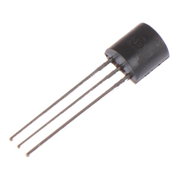 Beauty Wisdom 10PCS BS170 TO-92 New In-Line Field Effect Transistor